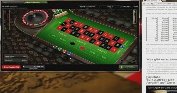 tricks roulette online