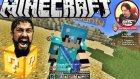 Spartaaaaaa | Minecraft Türkçe Hunger Games Şans Blokları | Bölüm 3 | Oyun Portal
