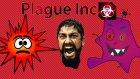 Tüm Dünyaya Bulaştım | Plague inc Türkçe Multiplayer | Bölüm 4