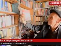Bakkal Dükkanını Kütüphaneye Çeviren Emmi - Abdülkadir Doğan