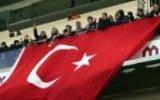 Beşiktaş Taraftarından Teröre Tepki