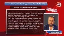 Adnan Oktar'ın Tehran Times'ta Yayınlanan Makalesi: Ortadoğu Fevri Eylemlerden Sakınmalıdır