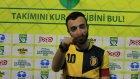 Berkay Koşar - Dinamo İzmir Maç Sonu Röportaj