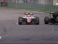 Fernando Alonso'nun Kıl Payı Kurtulduğu F1 Kazası