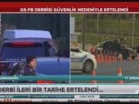 Galatasaray - Fenerbahçe Derbisinin Ertelenmesi