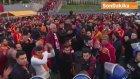 Galatasaray-Fenerbahçe Derbisinin Ertelenmesi