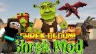 Karımla Beraber Oynadım! - Minecraft Shrek Şans Blokları!