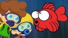 Kırmızı Balık | Çocuk Şarkıları 2016 | Bebek Şarkıları | Adisebaba TV