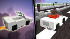Minecraft: Çalışan Araba !