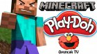 Minecraft Steve Karakteri Oyun Hamuru Yapımı
