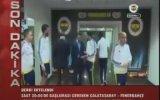 Aziz Yıldırım; Beşiktaş  Galatasaray Maçından Sonra Oynatın