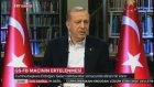 Cumhurbaşkanı Erdoğan'dan Ertelenen Derbi Açıklaması
