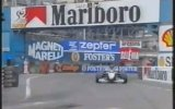 F1 Monaco Grand Prix 1998