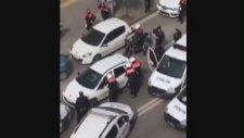 İzmir Şüpheli Araç Polis Baskını