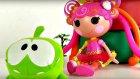 Oyuncaklarımız - Candy Bebek - Om-Nom Yine Şekerleme Peşinde - Mutlu Cocuk