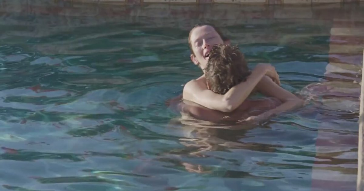 A bigger splash film izle for Film a bigger splash