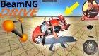 Araba Parçalama Simulator | Beamng Drive Türkçe | İlk İzlenim - Oyun Portal