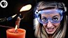 Bir Mumu Fizik Kuralları ile Söndürmenin En Havalı 5 Yolu