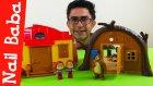 Nail Baba: Maşa ile Koca Ayı Turkçe Çizgi film Oyuncak Evleri