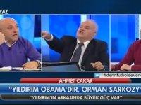 Ahmet Çakar'dan Güldüren Taklit