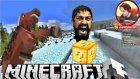 At Kafası | Minecraft Türkçe Hunger Games Şans Blokları | Bölüm 4 -  Oyun Portal
