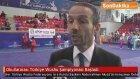 Okullararası Türkiye Wushu Şampiyonası Başladı