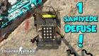 Bombanın Şifresini Bulduk! - Counter Strike : Global Offensive - Bölüm 7 - Rekabetçi! W/azizgaming