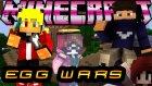 KORKAK KIZLARIN TAKIMI? - Egg Wars - Minecraft Yumurta Savaşları w/Türkçe Takıntılı Oyuncu(TTO)