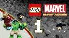 LEGO Marvel Super Heroes - 1 - Enter Sandman- Yeşil Devin Maceraları