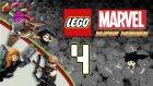 LEGO Marvel Super Heroes - 4- Goblin in the Jar- Yeşil Devin Maceraları