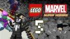 Lego Marvel Super Heroes - 5 - Sweet Venom O' Mine - Yeşil Devin Maceraları