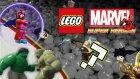 LEGO Marvel Super Heroes W/Mard - Whiplash- Yeşil Devin Maceraları