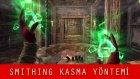 Skyrim - 49 - Smithing Kasma Rehberi -Yesil Devin Maceralari