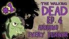 The Walking Dead - Ep4 - Bölüm 1 - Savannah-  Yesil Devin Maceralari