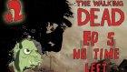The Walking Dead - Ep5 - Bölüm 2 - Zombi İstilası - Yeşil Devin Maceraları