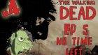 The Walking Dead - Ep5 - Bölüm 4 - Alone in Dark (SEZON FINALI) - Yeşil Devin Maceraları