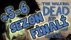 Walking Dead - Bölüm 5&6 - Kaçış (Sezon Finali) - Yeşil Devin Maceraları