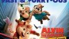 Alvin ve Sincaplar 4: Yol Macerası - Türkçe Dublaj Full İzle