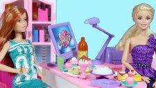 Barbie ve Ailesi Ofis Ziyareti | Barbie izle | EvcilikTV