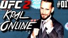 EA Sports UFC 2 | CM Punk Kariyeri | Buraya Öldürmeye geldim | 1.Bölüm | Türkçe Oynanış | Ps4