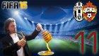 Fıfa 15 - 11 - Şampiyonlar Liginde Laz Balı  - Yesil Devin Maceralari