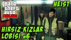 GTA Online - Heist - Hırsız Kızlar Lobisi 6- Yeşil Devin Maceraları