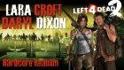 L4d2 - Daryl Ve Lara Takım Oldu!!!  - Yesil Devin Maceralari