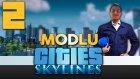 Modlu Cities - 2 - Dağtepe  - Yesil Devin Maceralari