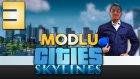 Modlu Cities - 3 - İlktepe Yapılanması  - Yesil Devin Maceralari