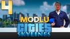Modlu Cities - 4 - Trafoya Kedi Kaçtı  - Yesil Devin Maceralari