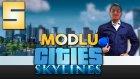 Modlu Cities - 5 - Best Baraj Eu  - Yesil Devin Maceralari