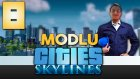 Modlu Cities - 8 - İlktepe Metro Hattı  -Yesil Devin Maceralari