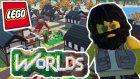 Sıcağı Sıcağına - Lego Worlds -Yesil Devin Maceralari