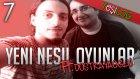 Ylog - 7 - Yeni çıkacak oyunlar  ft. Dost Kayaoğlu- Yeşil Devin Maceraları